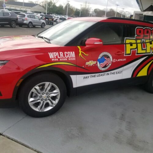 WPLR Vehicle