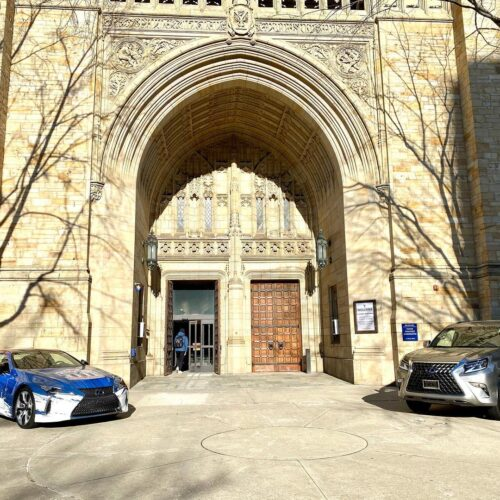 Walter Camp Payne Whitney Gym